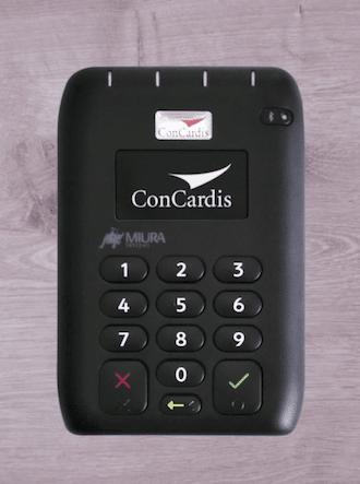 Concardis Optipay Kartenleser