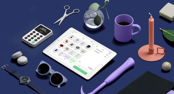 iZettle Reader 2 mit iPad