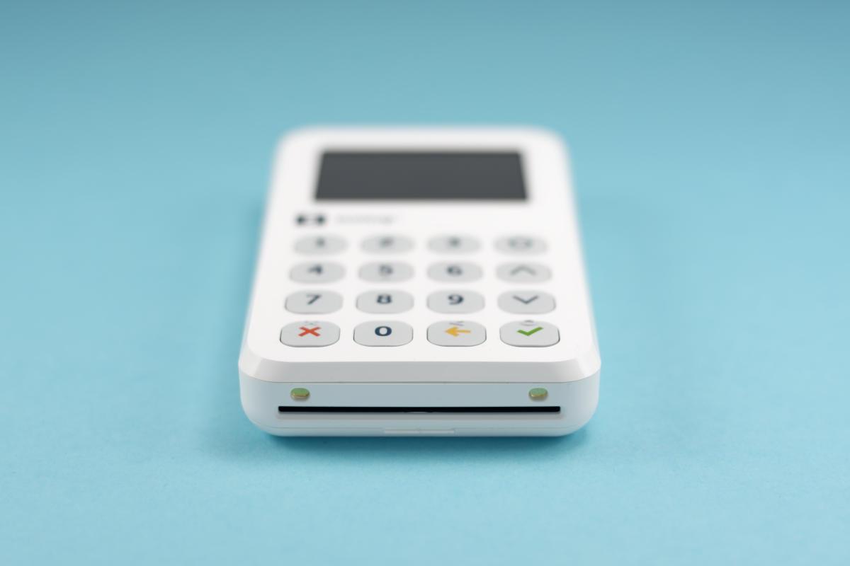 SumUp 3G-Kartenschlitz