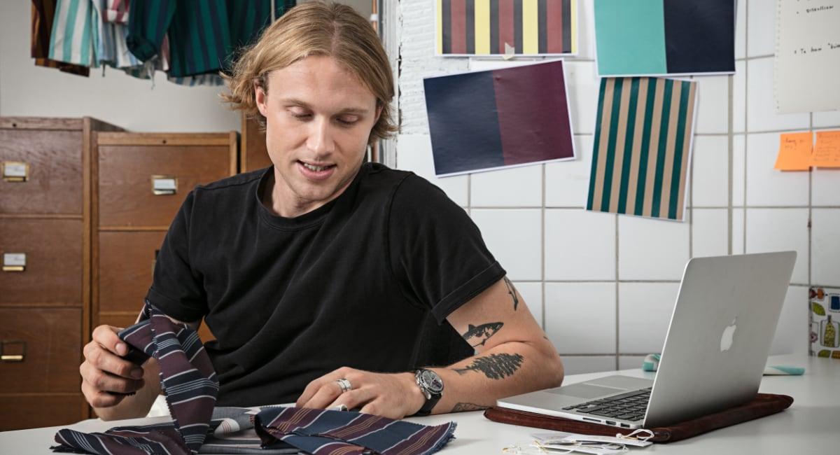 Online-Shop für Kleidung