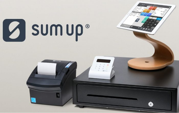 SumUp Point of Sale-Kassensystem