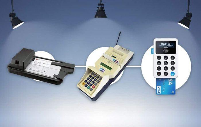 Geschichte der Kartenzahlung und Entwicklung vom Kartenterminal