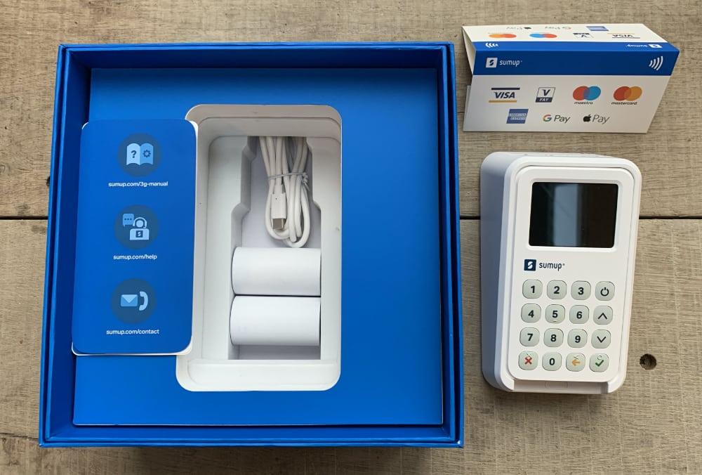 SumUp 3G Bondrucker-Paket