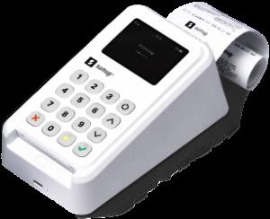 SumUp 3G Drucker-Ladestation