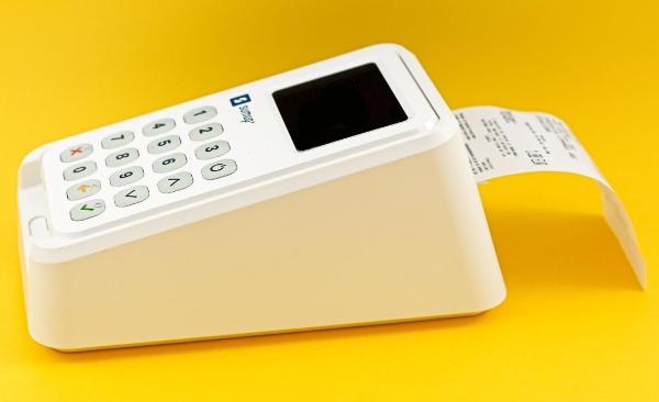 SumUp 3G Terminal mit Drucker