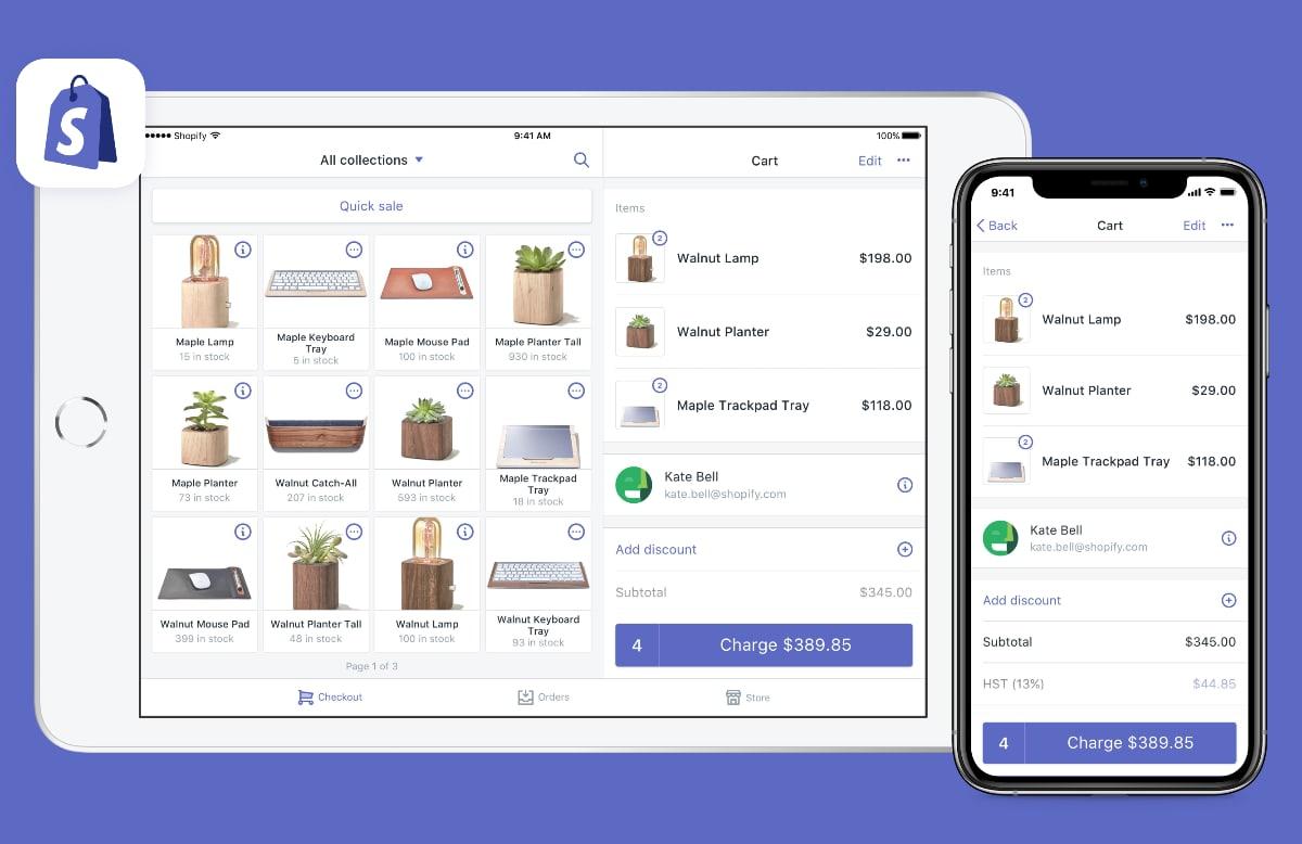 Shopify Kassensystem-App