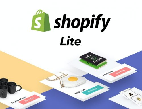 Shopify Lite im Test: Kaufen-Button als Onlineshop-Alternative?
