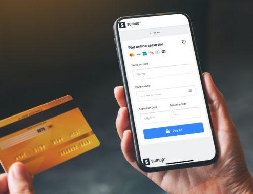 SumUp Mobiles Bezahlen im Test: Gebühren und Zahlungslink-Optionen