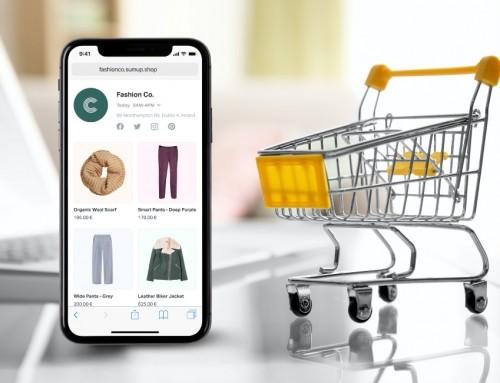 SumUp Onlineshop Starter im Test: von der Erstellung bis zu den Kosten