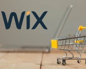 Wix Onlineshop-Test