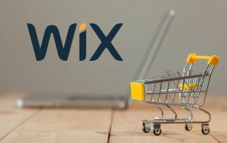 Wix Onlineshop-Test