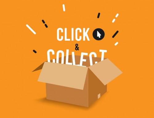 """Wie kann ich """"Click and Collect"""" als kleines Unternehmen anbieten?"""