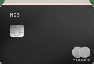 N26 Metal-Karte