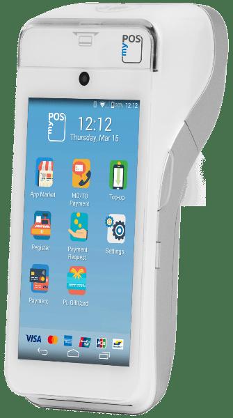 myPOS Smart-Terminal