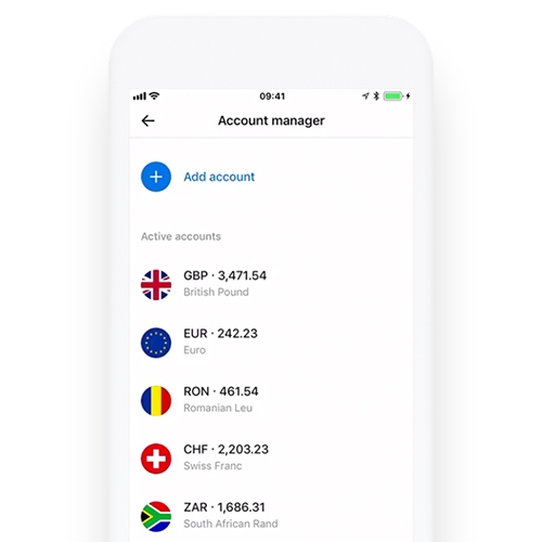 Revolut Business-App