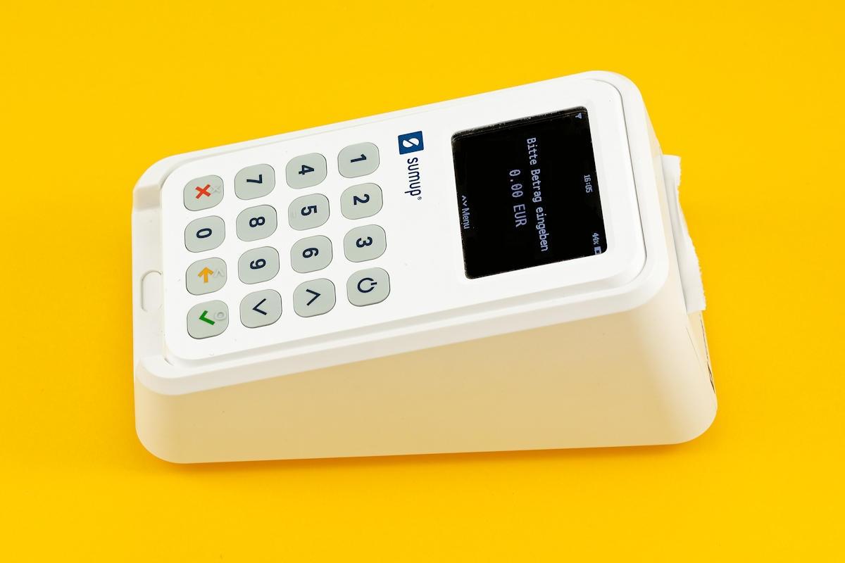 SumUp 3G mit Drucker